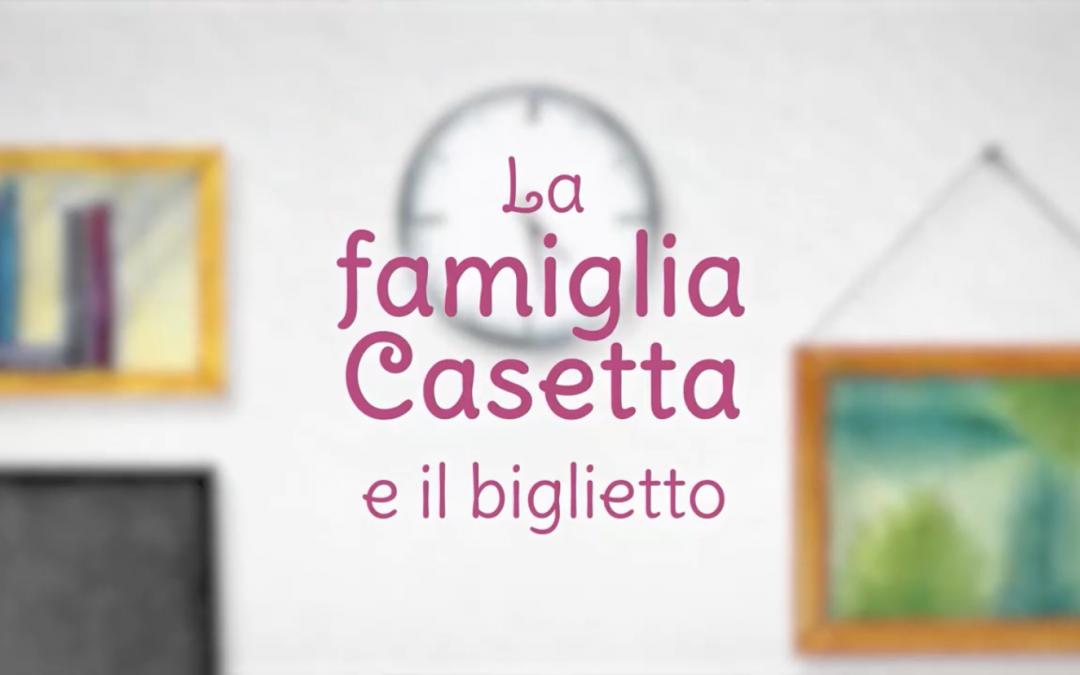 Nuovo video della famiglia Casetta
